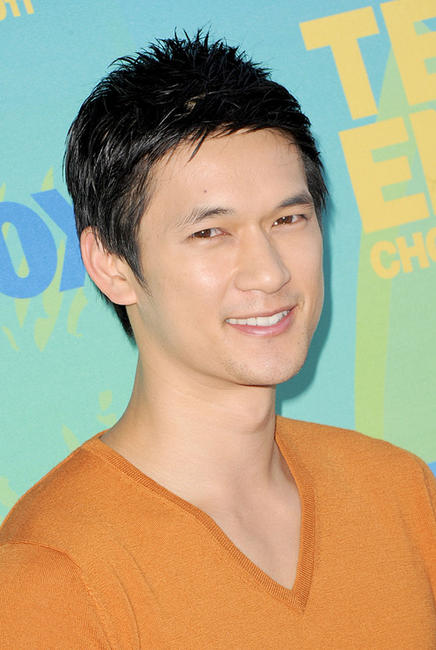 Harry Shum, Jr. at the 2011 Teen Choice Awards in California.