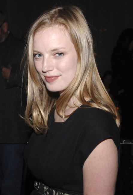 Sarah Polley at The Cinema Society and The Wall Street Journal after party for