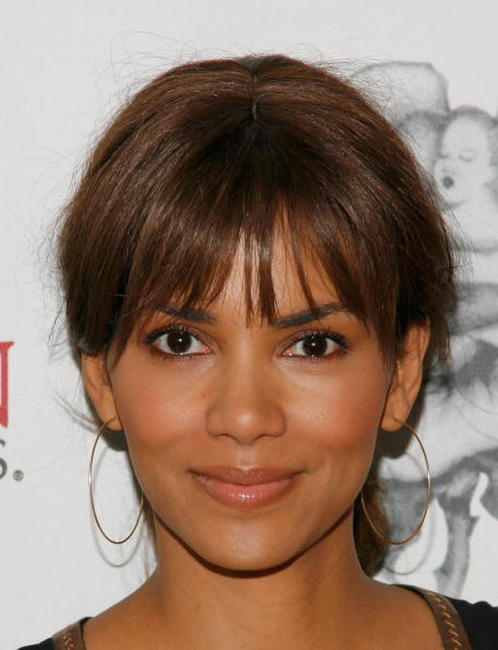 Halle Berry at the Jenesse Centers Live And Silent Fashion Runway Show.