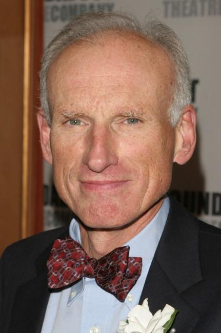 James Rebhorn at the New York premiere of