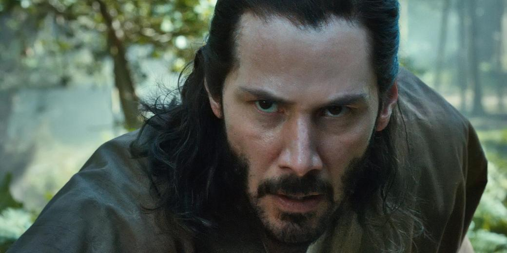 Keanu Reeves in