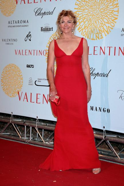 Natasha Richardson at the Valentino : 45th Anniversary Celebration - Gala.