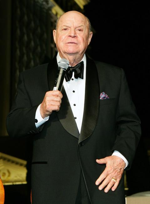 Don Rickles at the Caesars Palace Laurel Award presentation ceremony during The Comedy Festival.