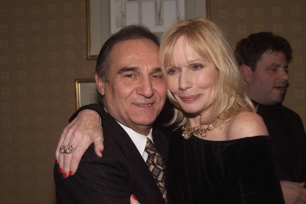 Tony Lo Bianco and Sally Kellerman at the opening night of