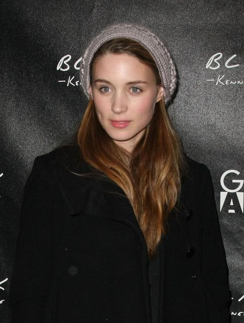 Rooney Mara at the Kenneth Cole Black & Gen Art party during the 2009 Sundance Film Festival.
