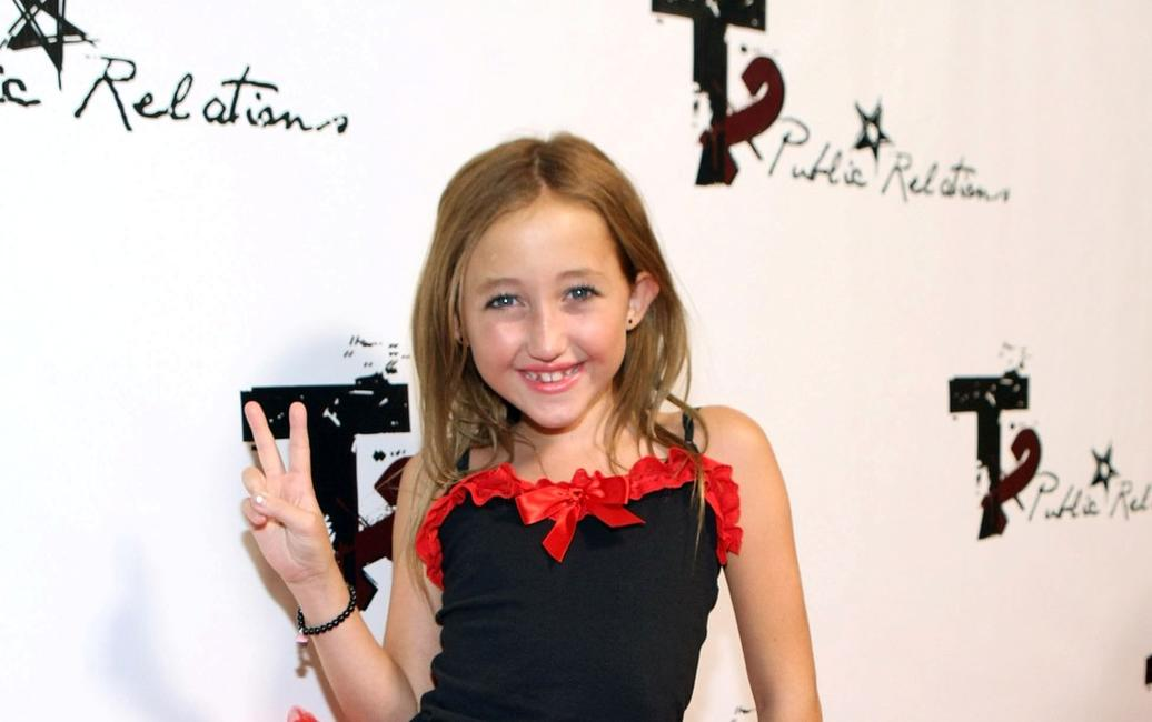 Noah Cyrus at the 2009 Totally Texty Teen Choice Awards Pre-Party.