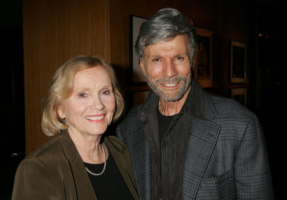Eva Marie Saint and George Maharis at the Centennial Tribute to Otto Preminger.