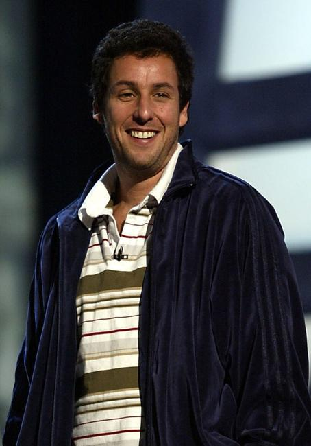 Adam Sandler at the Comedy Central's First Ever Awards Show