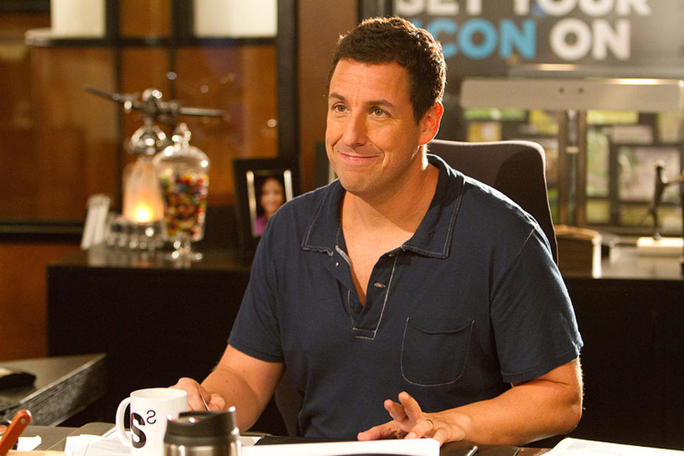 Adam Sandler as Jack in