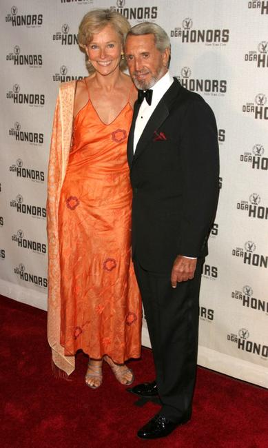 Roy Scheider and his wife Brenda King at the 5th Annual Directors Guild of America Honors.