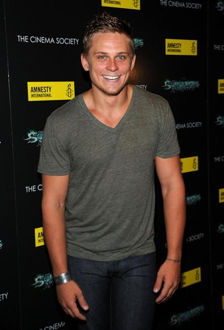Billy Magnussen at the International screening of