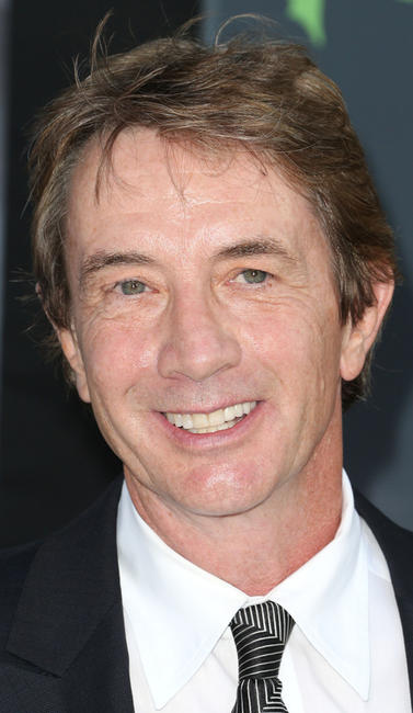 Martin Short at the California premiere of