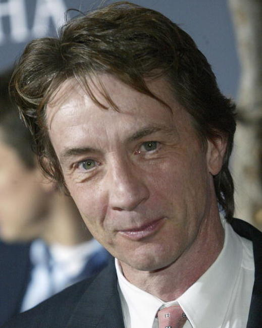 Martin Short at the premiere of