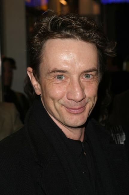 Martin Short at the opening night of