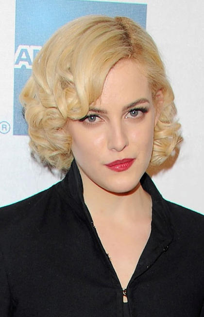 Riley Keough at the premiere of