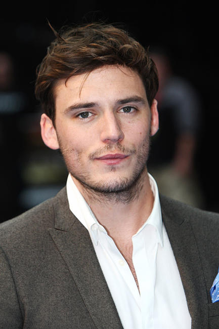 Sam Claflin at the UK premiere of