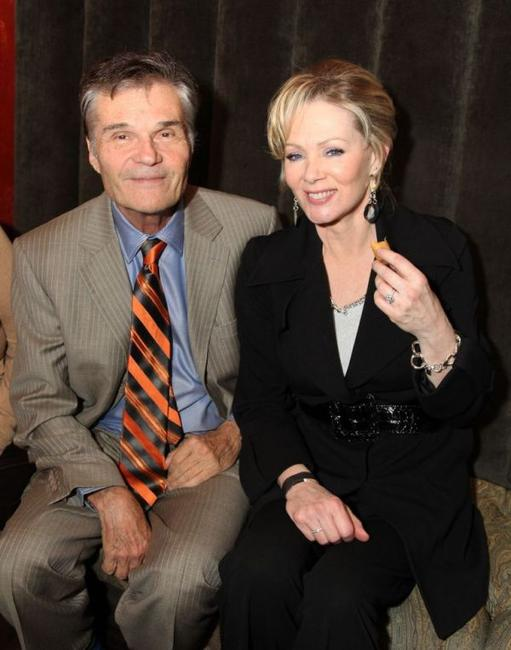 Fred Willard and Jean Smart at the after party of the California premiere of