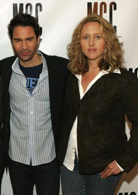 Eric McCormack and Brooke Smith at the Meet The Cast of