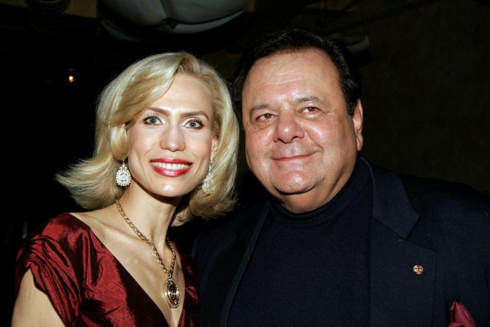 Paul Sorvino and Anna Wolova at the Rockin New Year's Eve, Indeed Party.