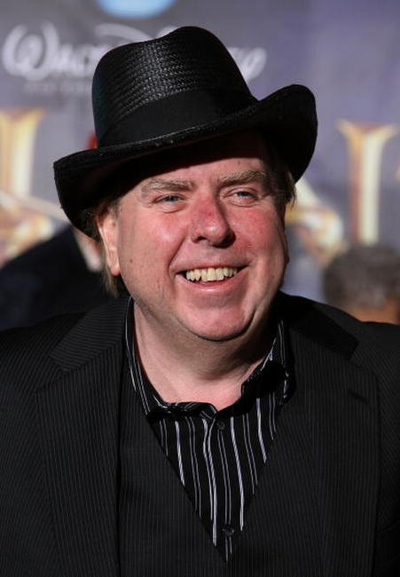 Actor Timothy Spall at the Hollywood premiere of