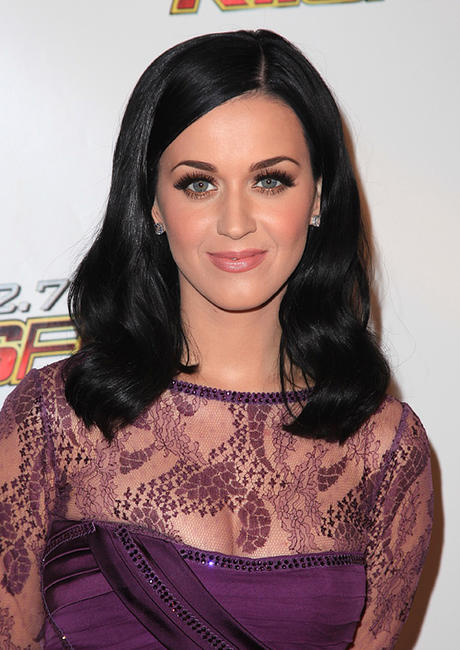Katy Perry at the 102.7 KIIS FM's Jingle Ball 2010 in California.