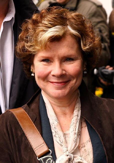 Imelda Staunton at the Television and Radio Industries Club Awards 2008.