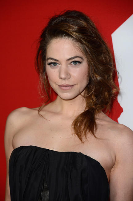 Analeigh Tipton at the California premiere of