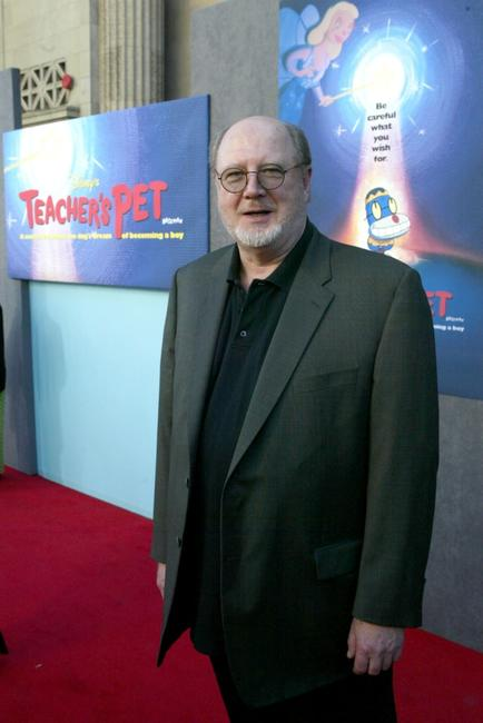 David Ogden Stiers at the premiere of