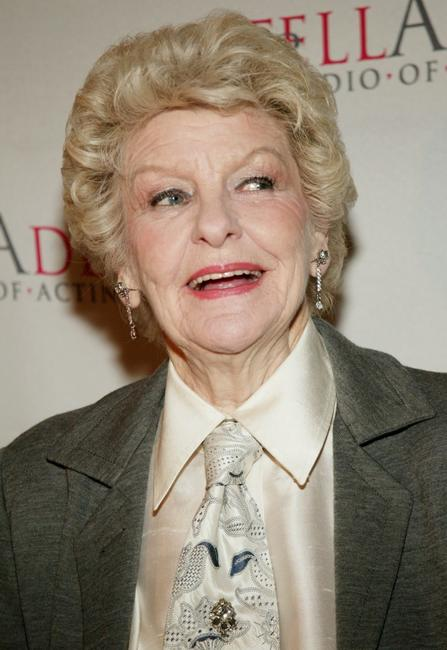 Elaine Stritch at the honors gala