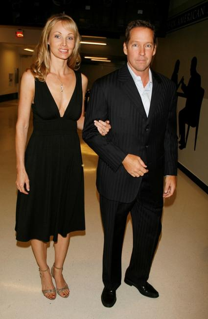 Ashley and D.B. Sweeney at the Los Angeles premiere of