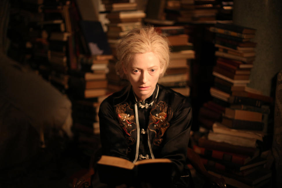 Tilda Swinton as Eve in