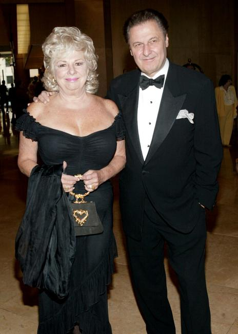 Renee Taylor and Joe Bologna at the Tribute to 26 Heroes with Jon Voight and 25 Stars.