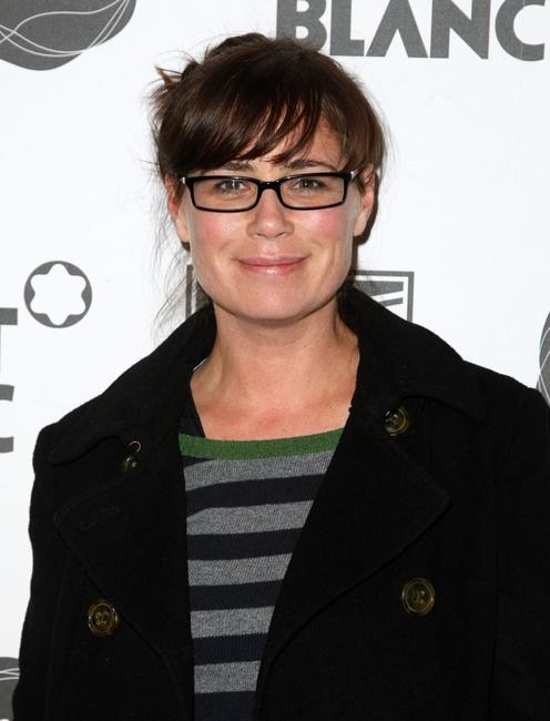 Maura Tierney at the after party for opening night of 8th Annual 24 Hour Plays on Broadway.