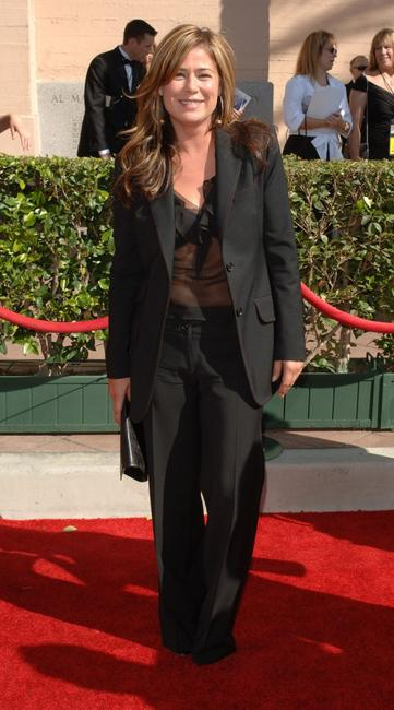 Maura Tierney at the 2007 Creative Arts Emmy Awards.