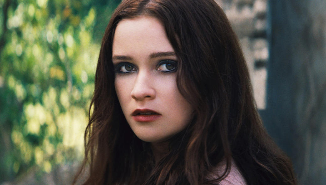 Alice Englert as Lena Duchannes in