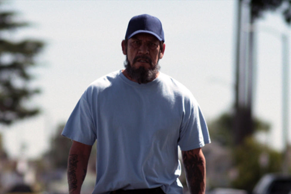Danny Trejo as Frank Vega in ``Bad Ass.''