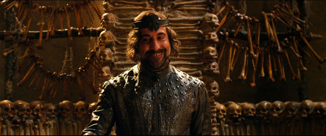 Stanley Tucci as Roderick in