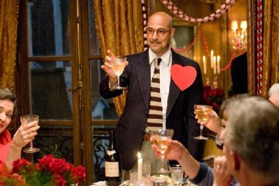 Stanley Tucci as Paul Child in