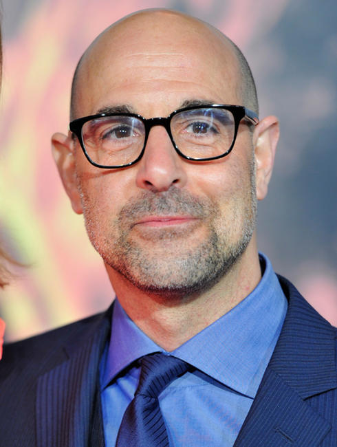 Stanley Tucci at the California premiere of