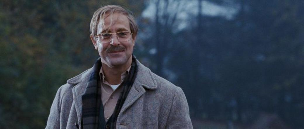Stanley Tucci as George Harvey in