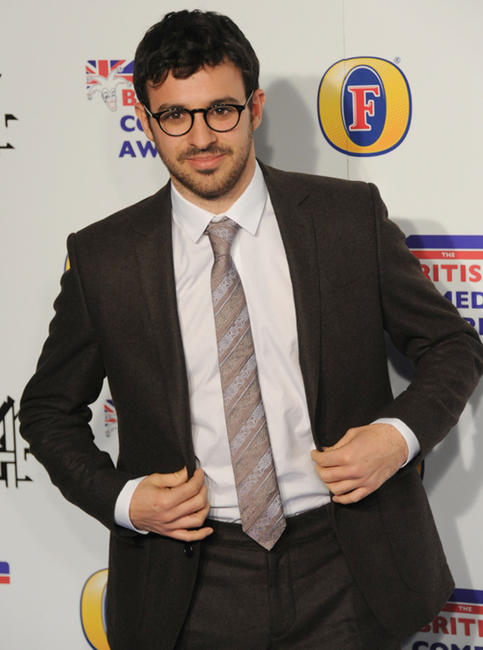 Simon Bird at the British Comedy Awards 2011 in London.