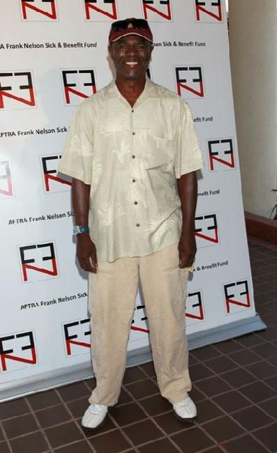 Glynn Turman at the AFTRA's Inaugural Frank Nelson Fund Celebrity Golf Classic.