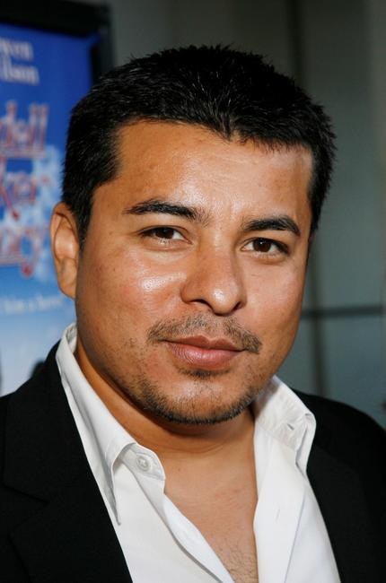 Jacob Vargas at the premiere of
