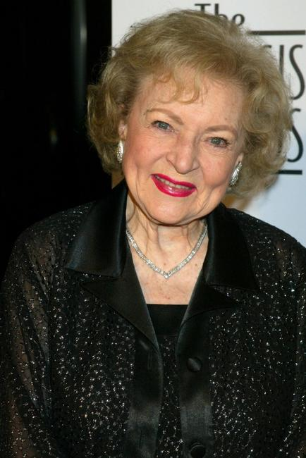 Betty White at the 19th Annual Genesis Awards.