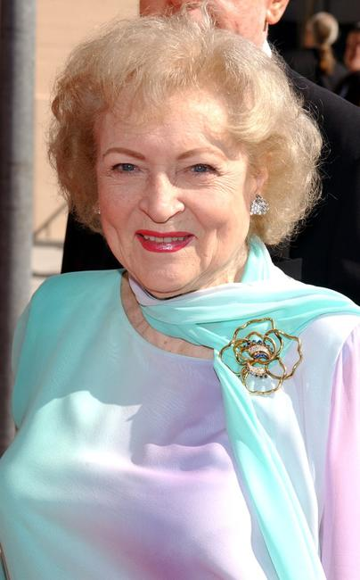Betty White at the 2004 Primetime Creative Arts Emmy Awards.
