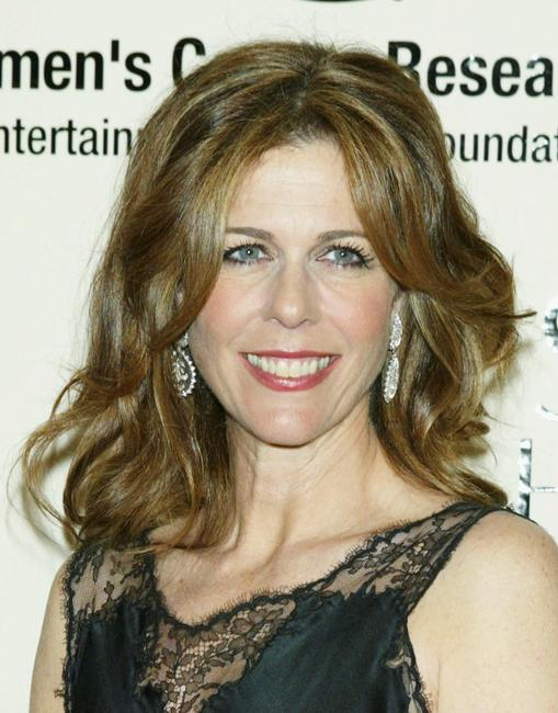Rita Wilson at the Saks Fifth Avenue's Unforgettable Evening.