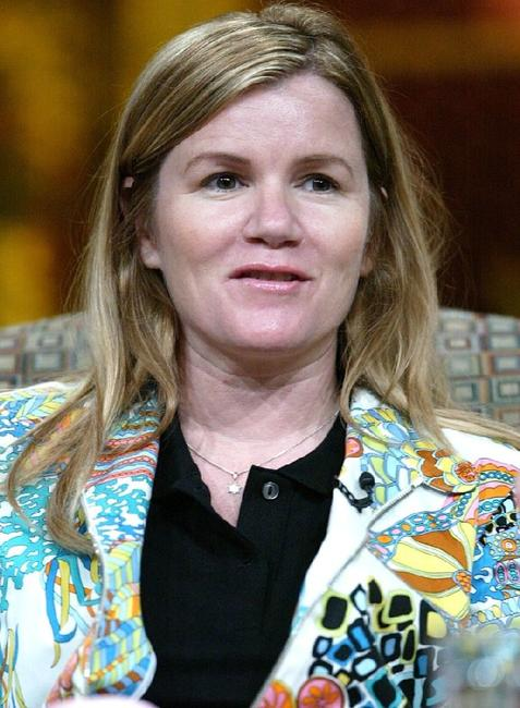 Mare Winningham at the TCA Press Tour CBS Day 1.