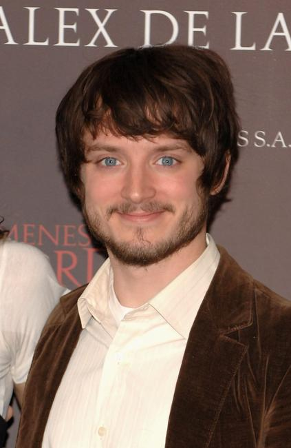Elijah Wood at the photocall of