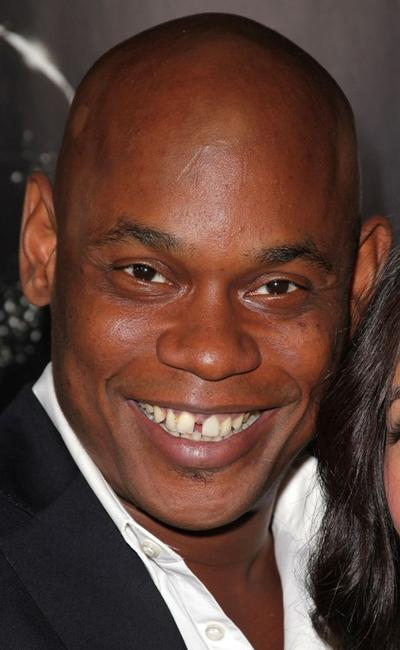 Bokeem Woodbine at the premiere