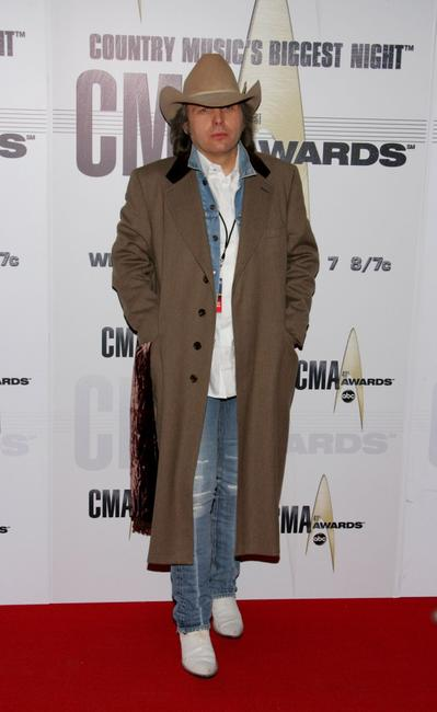 Dwight Yoakam at the 41st Annual CMA Awards.